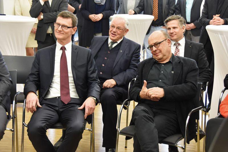 Stabwechsel im Katholischen Büro Saarbrücken | Bistum Speyer